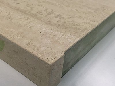 Concrete on a roll